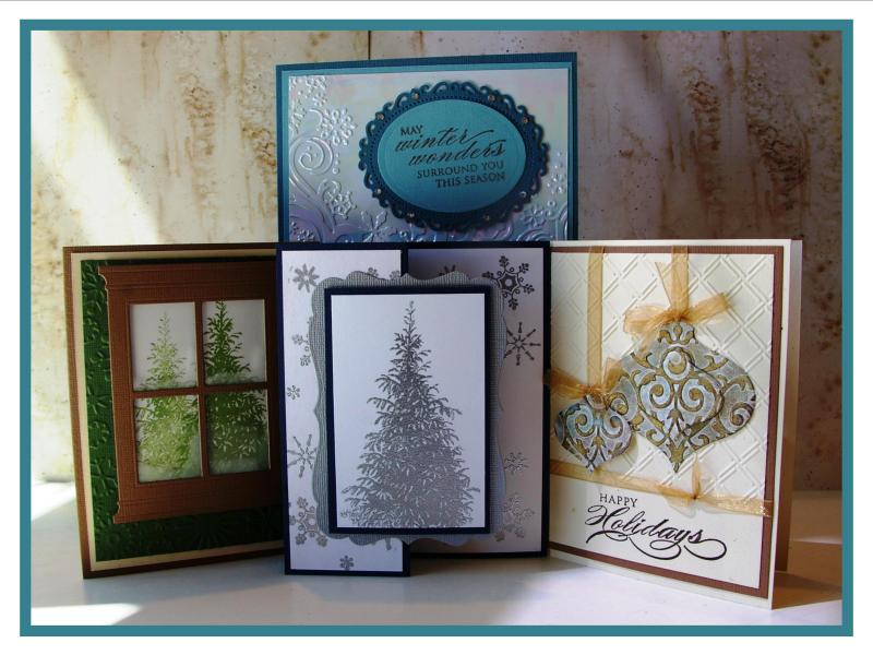 Christmas Card Jumpstart - July