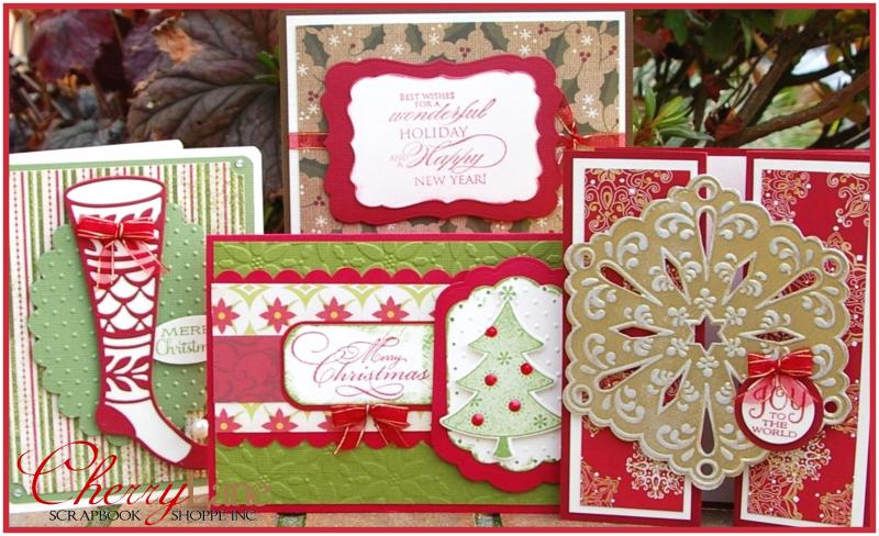 Christmas Card Jumpstart - November