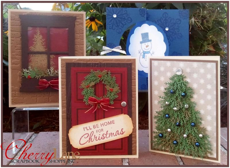 Christmas Card Jumpstart August