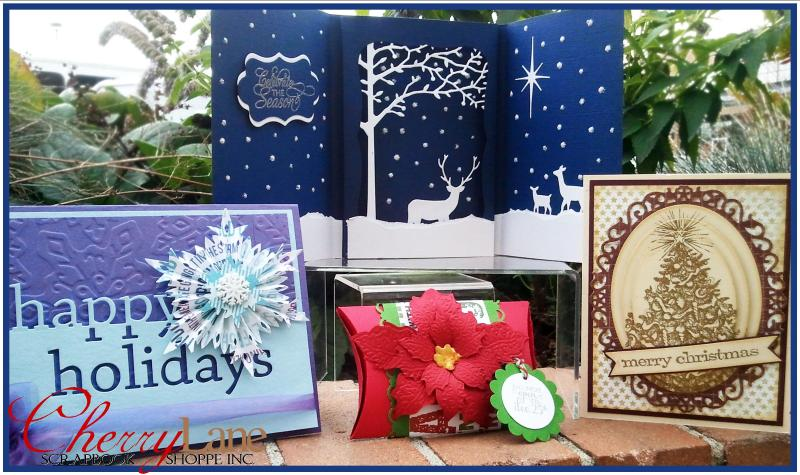 Christmas Card Jumpstart October