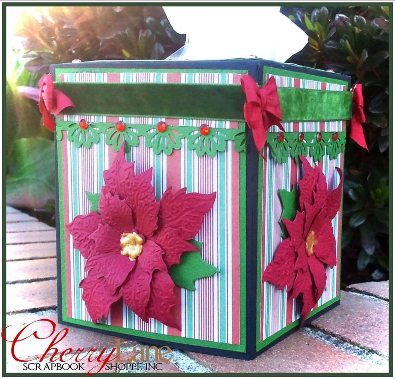 Holiday Tissue Box
