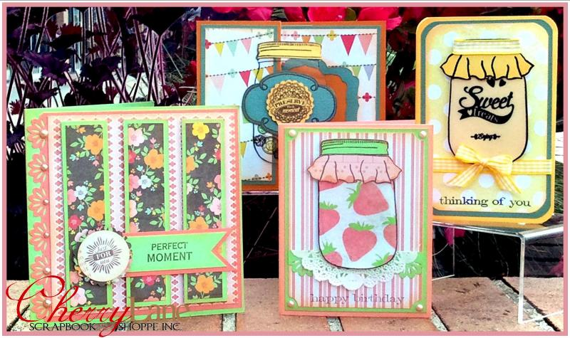 Homespun Greeting Cards