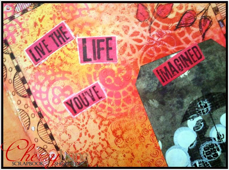 Inspired Art Journaling