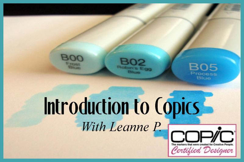 Intro to Copic Markers