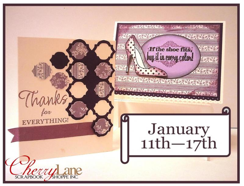 Unity Stamp Co, Technique Tuesday stamps, Sizzix Moroccan Card Front die