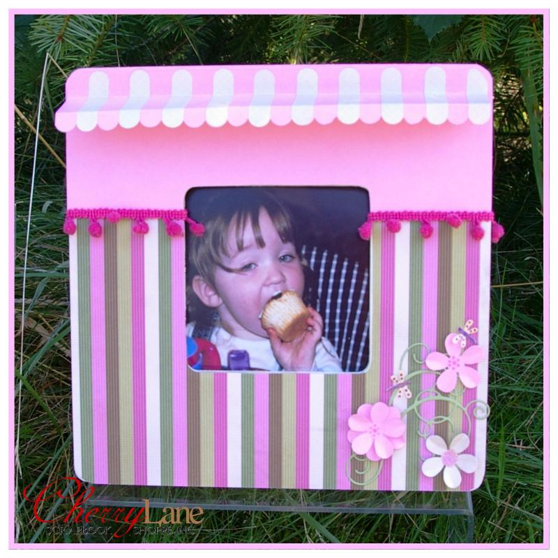 Kids Class - August 22 - Photo Frame