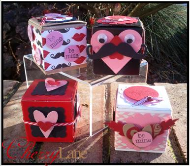 Mom & Me Valentines Favours