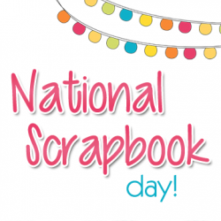 National Scrapbook Day 2014