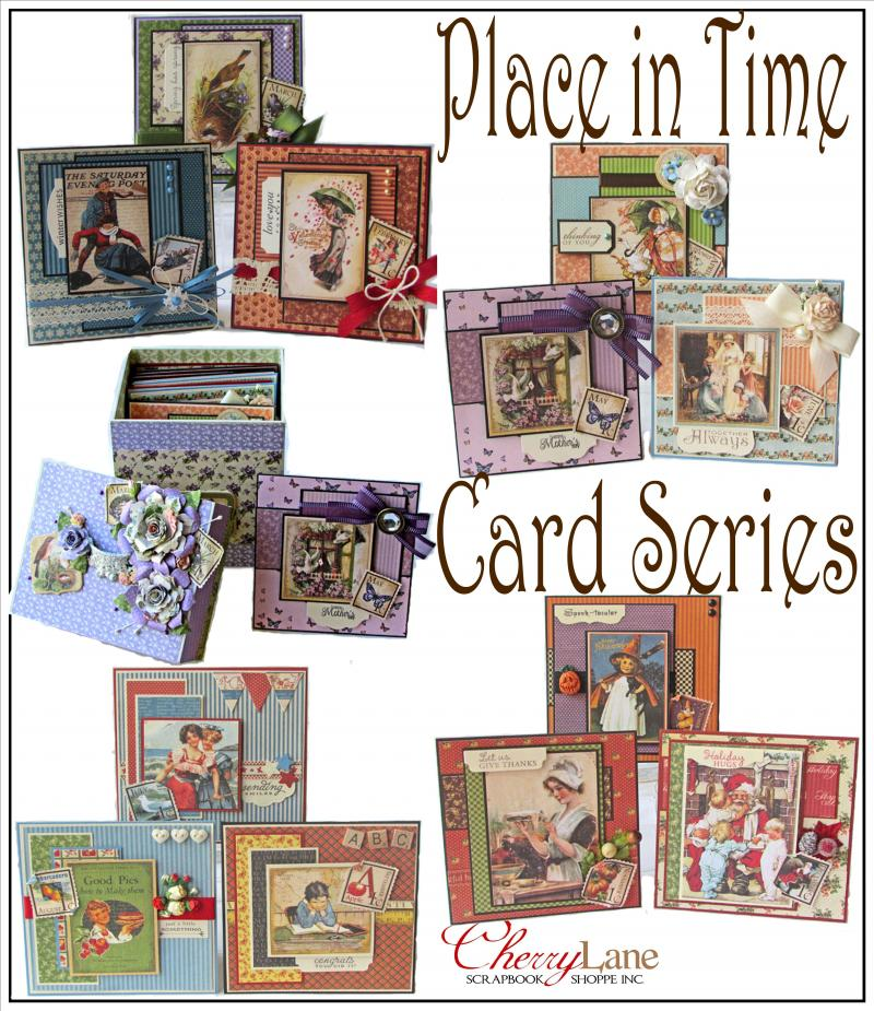 Place in Time Card Series