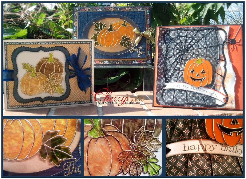 Pumpkin Patch Cards
