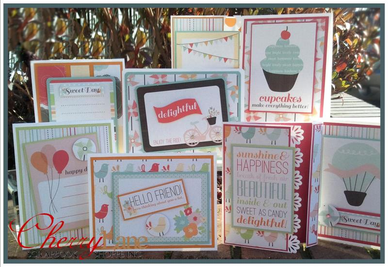 Sweet Day All Occasion Card Stack